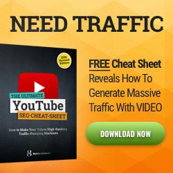 YouTube Cheat Sheet